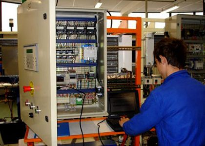 Electricité et Maintenance Industrielle